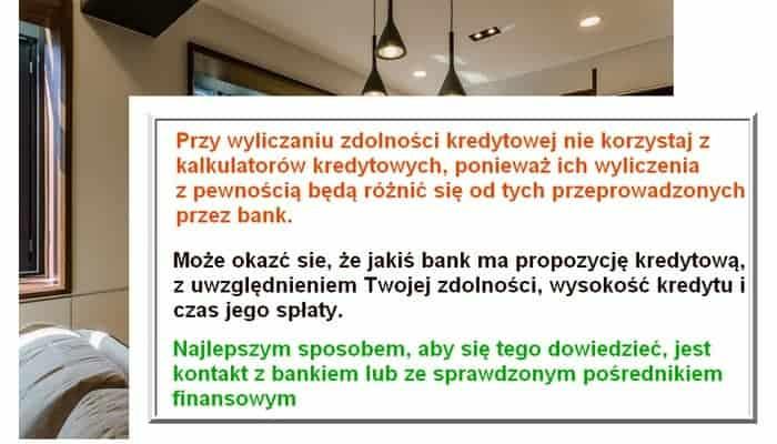 kredyt hipoteczny 200 tys. zł najniższa krajowa