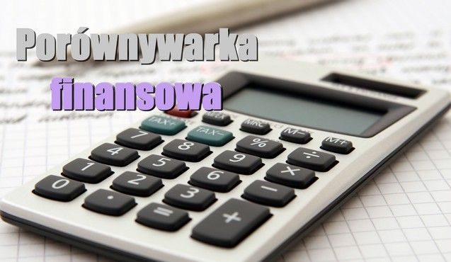 Finansowa porównywarka kredyty banki