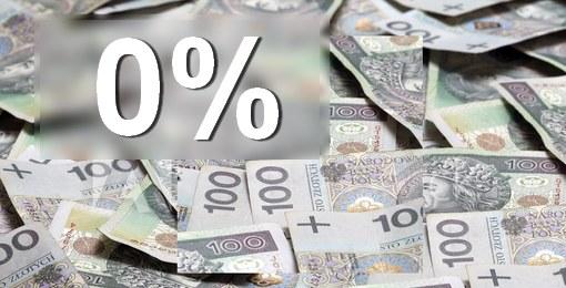 kredyt gotówkowy 0 procent, prowizja 0%