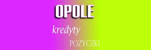 kredyt konsolidacyjny Opole przegląd banków