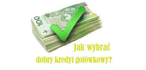 kredyt gotówkowy promocja bankowa
