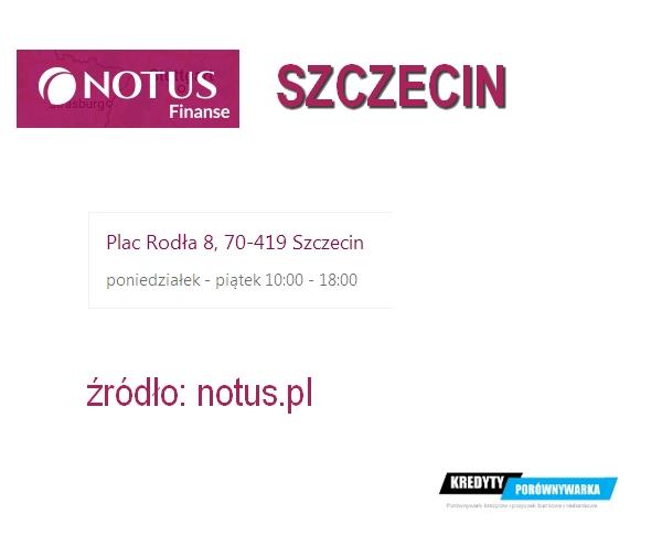 kredyt hipoteczny Szczecin Notus