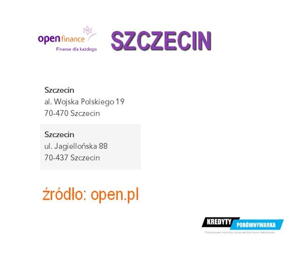 kredyt hipoteczny Szczecin Open