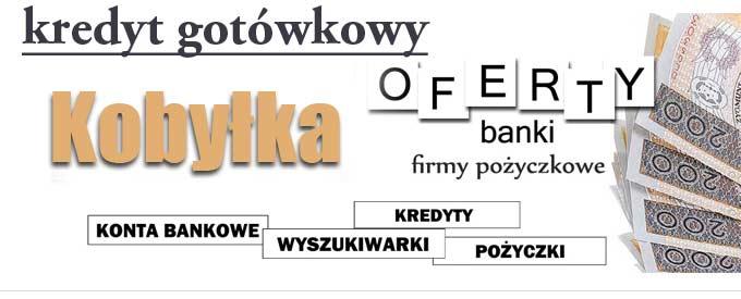kredyt gotówkowy Kobyłka