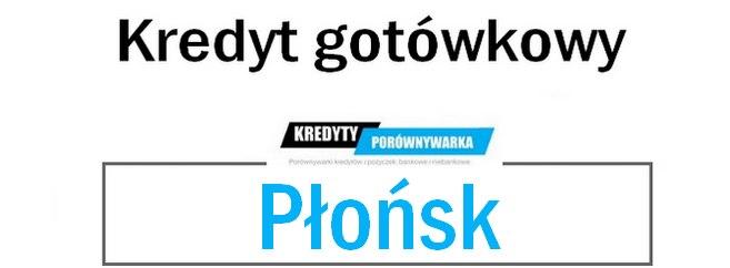 kredyt gotówkowy Płońsk
