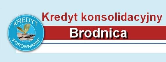 kredyt konsolidacyjny Brodnica