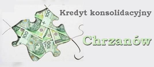 kredyt konsolidacyjny Chrzanów