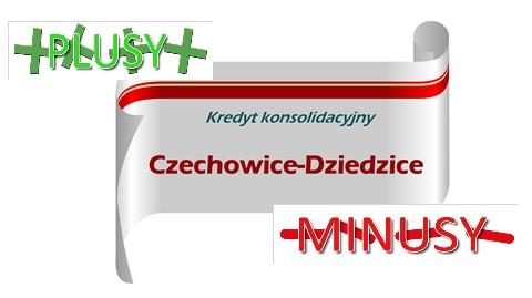 kredyt konsolidacyjny Czechowice-Dziedzice