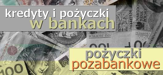 Kredyty i pożyczki w bankach 2021. Pożyczki pozabankowe