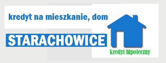 kredyt hipoteczny Starachowice