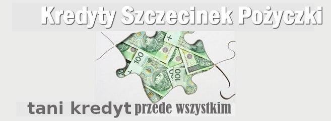 kredyty Szczecinek Pożyczki. Przegląd banków i kredytów. Tradycyjnie i przez internet