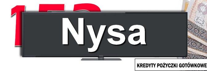 kredyt gotówkowy Nysa