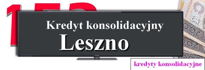kredyt konsolidacyjny Leszno