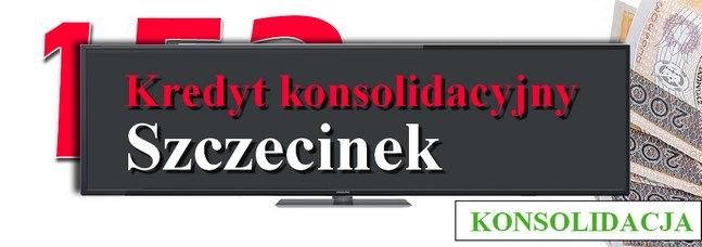 kredyt konsolidacyjny Szczecinek