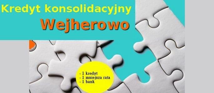 kredyt konsolidacyjny Wejherowo