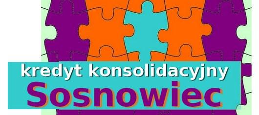 kredyt konsolidacyjny Sosnowiec